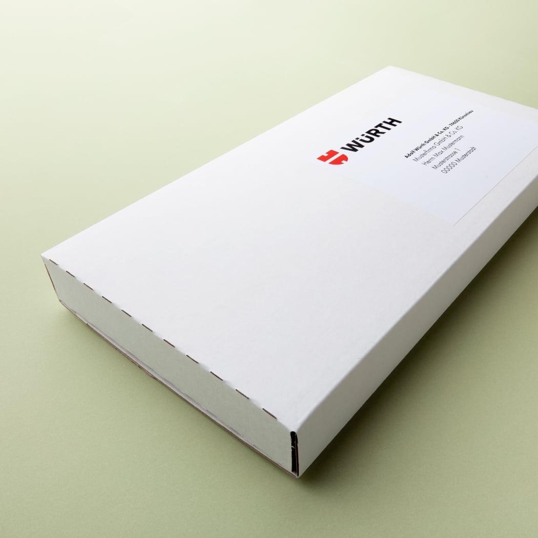 Präsentations - Box