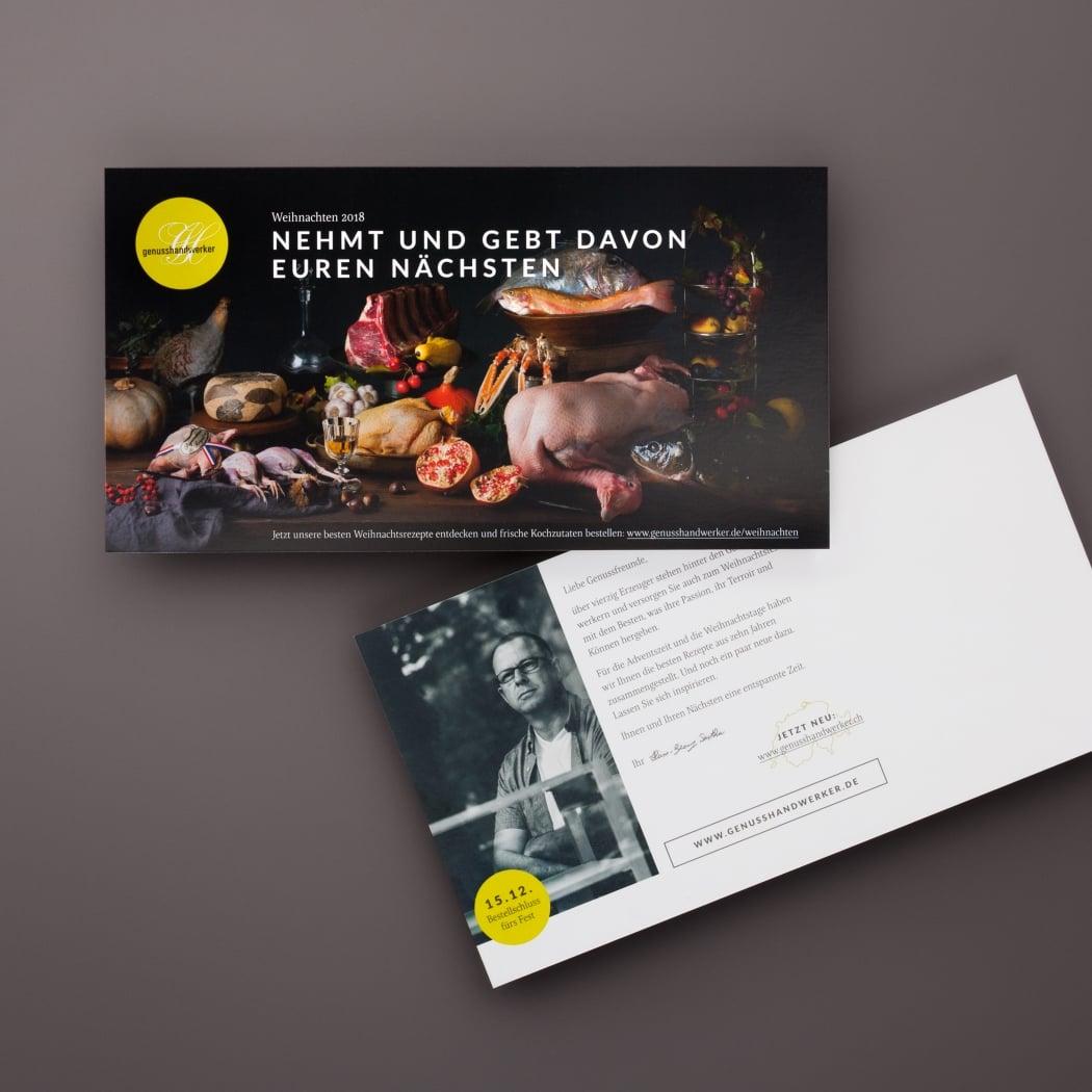 Maxi Postkarte