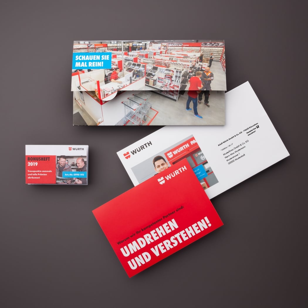 Ticket -Selfmailer